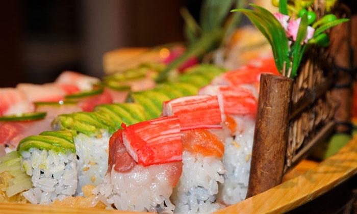 Kumo Japanese Steak House - New Port Richey: $16 for $32 Toward Sushi and Hibachi at Kumo Japanese Steak House