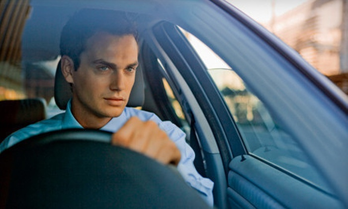 Kirmac Collision Services - Multiple Locations: $19 for Up to Three Windshield Rock-Chip Repairs at Kirmac Collision Services (Up to $49.95 Value)