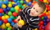 Jam Time - Multiple Locations: Day Pass for Up to Two or Four Children at Jam Time (Up to 38% Off)