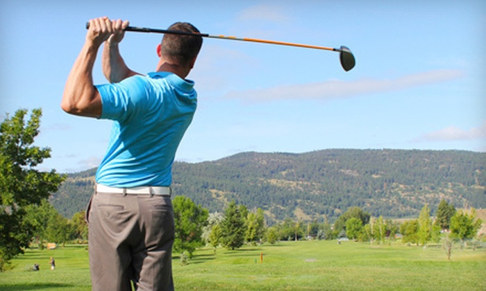 Shalimar Country Club - Shalimar Golf Club: Nine Holes of Golf with Cart, Range Balls, Hot Dogs, and Beers for Two or Four (Up to 61% Off)