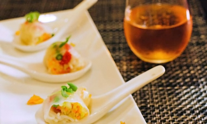 Herb Restaurant - Edgewater: $69 for a Four-Course Contemporary Redefined Thai Dinner for Two at Herb Restaurant