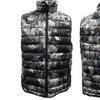 Orobos Men's Foil Camo Goose Down Vest