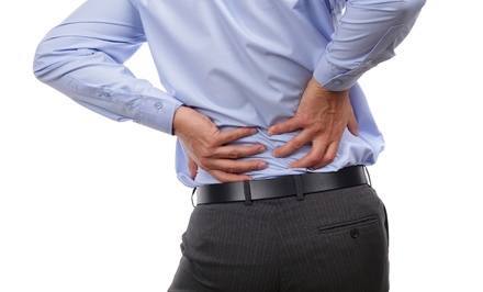 $350 for a Back Pain Relief Package with 5 VAX-D Sessions at Back to Health Wellness Center ($1,616 Value)