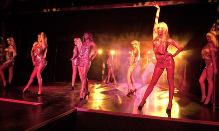 Crazy Girls at Sin City Theatre at Planet Hollywood, January 1—December 31, 2016