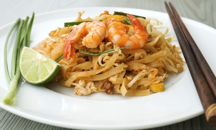 $20 for $40 Worth of Thai Cuisine at Pi-Tom's Thai Cuisine