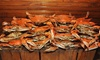 Blue Crab Trading Company: Blue Crab, Lobster, and Fresh Fish from Blue Crab Trading Company (Up to 66% Off). Two Options Available.