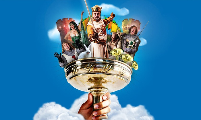 Monty Python's Spamalot - California Theatre of the Performing Arts: Monty Python's Spamalot on Saturday, March 19 at 2 p.m. or 8 p.m.