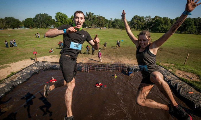Savage Race - Chicago: $49 for One Entry and One Spectator Pass to Savage Race on Saturday, August 22, 2015 ($76 Value)