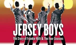 TEATRO NUOVO: Jersey Boys in anteprima esclusiva al Teatro Nuovo il 14 aprile (sconto fino a 70%)