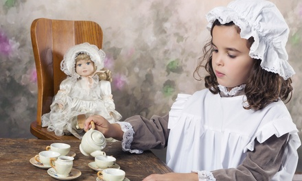 Doll Tea at Premier Centre for the Arts on Saturday, September 27 or Sunday, September 28 (Up to 50% Off)