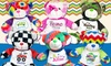 Bear Buggy: One, Two, or Three Personalized Teddy Bears from Bear Buggy (Up to 55% Off)