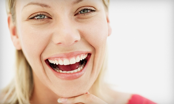 A Reason To Smile - Central Scottsdale: $34.99 for a Dental Care Package with Exam, X-Rays, Cleaning, and Teeth-Whitening Kit at A Reason to Smile ($481 Value)