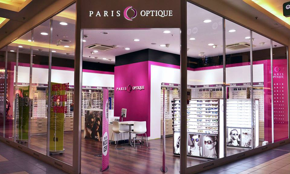 optique paris