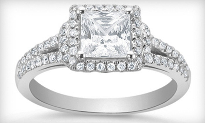 Andrews Jewelers - Harris Hill: Diamond Necklace, Earrings, Wedding Set, or $199 for $600 Worth of Fine Jewelry at Andrews Jewelers in Williamsville