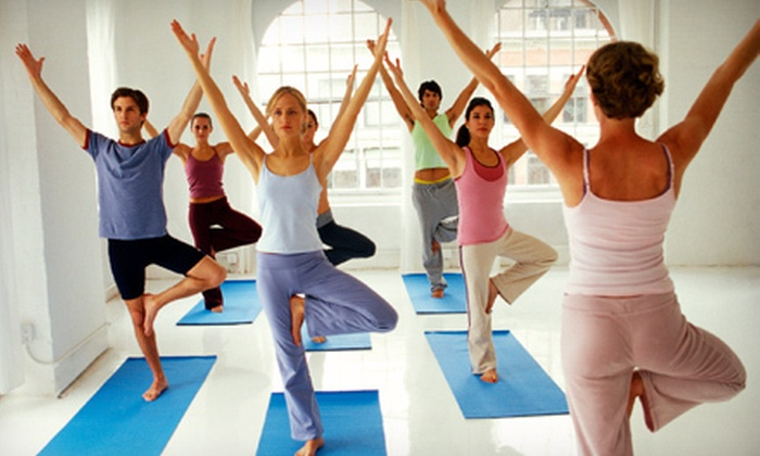 Etowah Valley Yoga & Yoga, Etc. - Etowah Valley Yoga: 10 Yoga Classes or One Month of Unlimited Classes at Etowah Valley Yoga & Yoga, Etc. (Up to 74% Off)