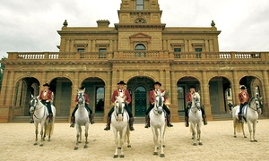 The Gala of The Royal Horses: Gala of the Royal Horses on September 19 at 7:30 p.m. or September 20 at 4 p.m. 50% Off)