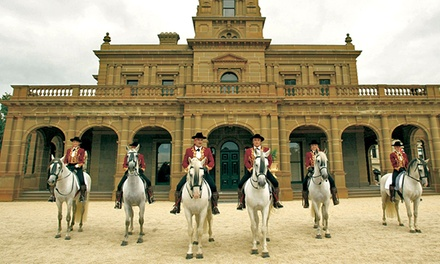 Gala of the Royal Horses on Friday, September 11 or Saturday, September 12, at 7:30 p.m.