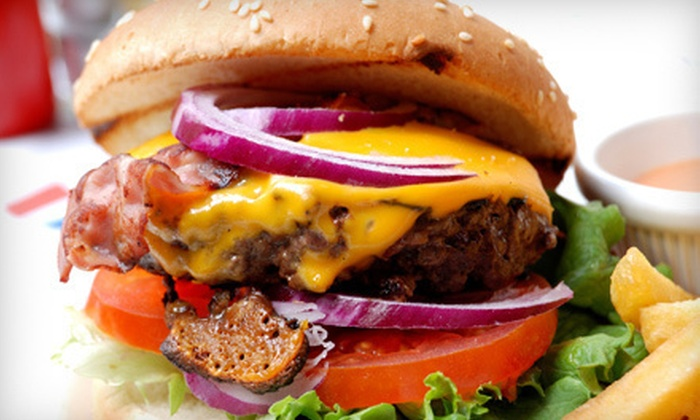 Mahoney's All-American Grill - Willow Glen: $10 for $20 Worth of American Comfort Food and Drinks at Mahoney's All-American Grill