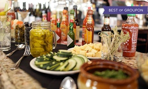 Barnum Publick House: Sunday Brunch for Two or Four with Bottomless Cocktails at Barnum Publick House (Up to 42% Off)