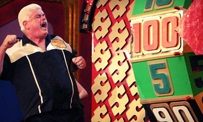 "The Price Is Right - Live Stage Show - City National Civic: ""The Price Is Right Live!"" on Friday, September 20, at 8 p.m. at San Jose Civic (Up to Half Off)"
