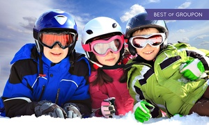 Sundown Mountain: Beginner Ski or Snowboard Package for One or Two at Sundown Mountain (42% Off)