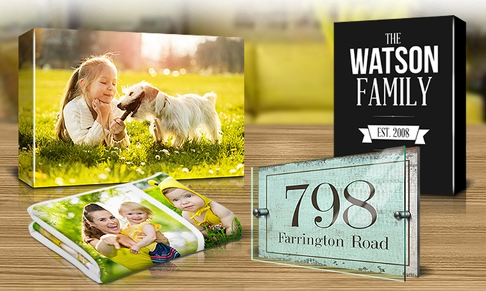 Fabness: Custom Photo Products from Fabness