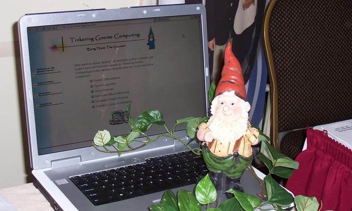 Tinkering Gnome Computing - Portland, ME: Computer Repair Services from Tinkering Gnome Computing (45% Off)