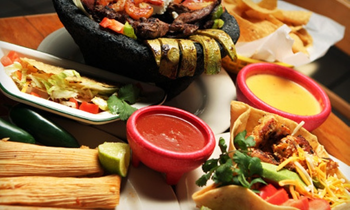 Cafe Sol Azteca - Newton Center: $20 for $40 Worth of Mexican Food and Drinks at Cafe Sol Azteca
