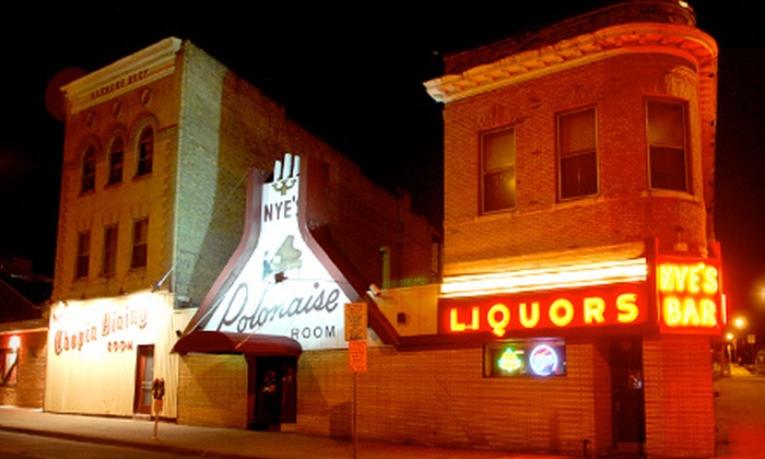 Nye's Polonaise Room - Nicollet Island: $29 for $50 Worth of Upscale Polish and American Food and Drinks at Nye's Polonaise Room