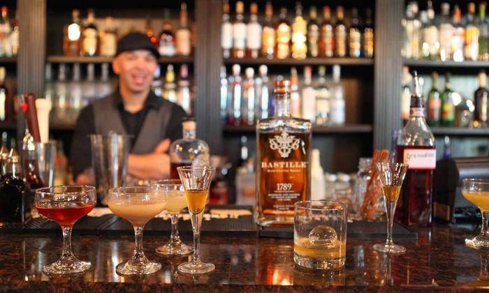 Maison Tavern - SoDo: $12.50 for $25 Gourmet Pub Cuisine and Drinks, Monday through Friday at Maison Tavern