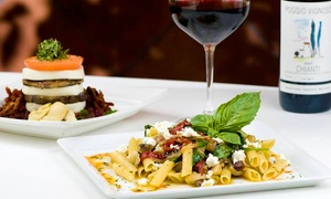 Cove Trattoria: $17 for $30 Worth of Italian Cuisine at Cove Trattoria
