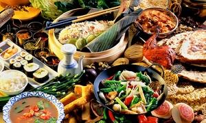 Taipan Mering Mongolilscher Grill: Chinesisch-mongolisches All-you-can-eat-Buffet für Zwei oder Vier bei Taipan - Mongolischer Grill ab 24,50 €