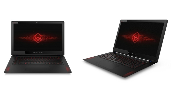 "HP Omen 15.6"" Gaming Laptop with 2.6GHz Intel i7 Processor, 8GB RAM, and 256GB SSD (Manufacturer Refurbished)"