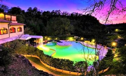 Terme di Sorano: 3 o 7 notti con mezza pensione e Spa Residence Terme di Sorano