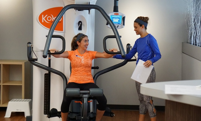 KoKo FitClub - Multiple Locations: One Month of Unlimited Full Fitness Coaching at Koko FitClub of Plantation (Up to 87% Off)