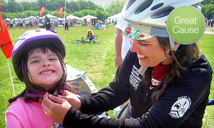 Active Transportation Alliance - Near North Side: If 27 People Donate $5, Then Active Transportation Alliance Can Provide 18 Children with Bike Helmets and Proper Fitting