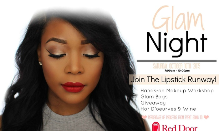 The Lipstick Runway - Little Italy: Up to 64% Off Glam Night Party Admission at The Lipstick Runway