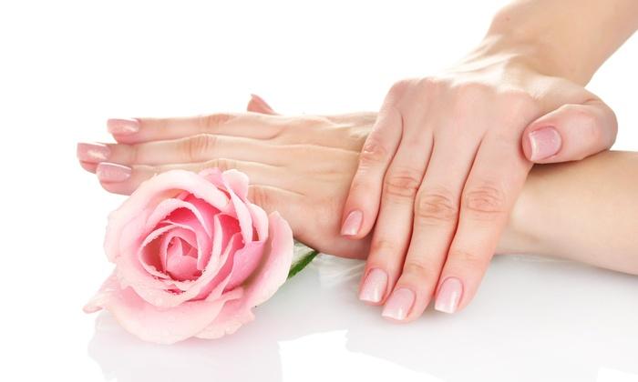 Jennifer's Nails - Downtown Leesburg: Shellac Manicure from Jennifer's Nails (48% Off)