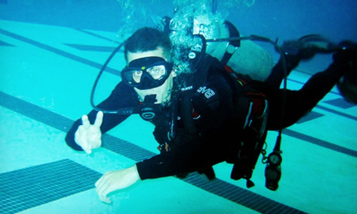 Sterling Silver Scuba - Sterling: $30 for a Discover Scuba Lesson at Sterling Silver Scuba ($59 Value)
