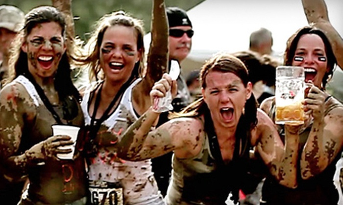 Warrior Dash - Versailles: $30 for a Warrior Dash 5K Obstacle Race Entry on Saturday, August 10 ($75 Value)
