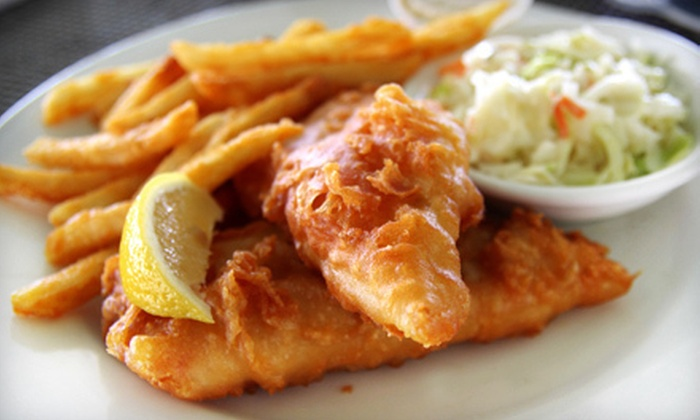 The Market Arms - Seattle: $15 for $30 Worth of English Pub Food and Drinks at The Market Arms