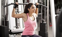 Ten Gym Day Passes at Planet Gym (72% Off)