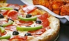 Pat's Pizza Family Restaurant - Multiple Locations: Wings-and-Pizza Meal, 5 or 10 Pizzas, or $15 for $30 Worth of Italian Fare at Pat's Pizza Family Restaurant