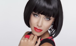 2 Be Beautiful: Cut or Restyle, Blow-Dry and Conditioning (£19) Plus Colour or Highlights (£29) at 2 Be Beautiful