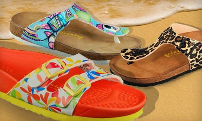 California Footwear Co: Ergonomic, Eco-Friendly Footwear from California Footwear Co. (Up to 55% Off)