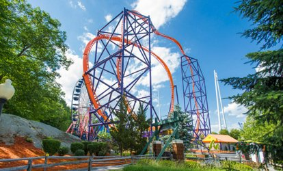 Lake Compounce Up to 22% Off Single Day Adult Admission