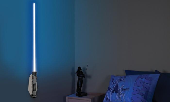 Uncle Milton Lightsaber Room Light: Uncle Milton Lightsaber Room Light ...