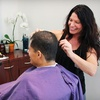 Up to 61% Off Men's Haircut and Shave in Irvine