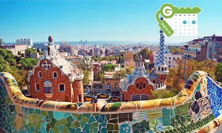 Barcelone : Séjour en Studio ou en Appartement au Short Stay Apartments pour 2 ou 4