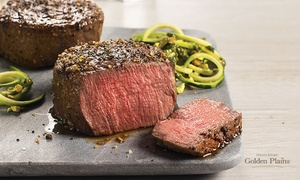 Golden Plains: Grass-fed Beef Packages from Golden Plains (Up to 63% Off). Two Options Available.